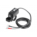 SO EASY RIDER - Chargeur Duo Usb 5V 2X 2.1A, 12-24V